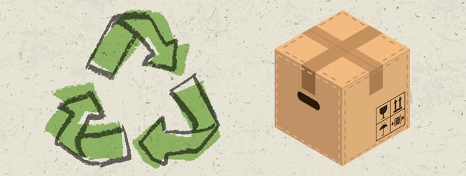 Рециклиран картон / велпапе