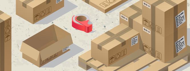 транспортни кутии от картон